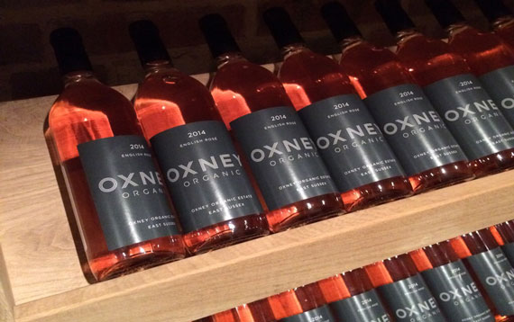 12 May 2015 / Exciting times – Oxney English Rose 2014 is ready! picture